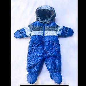 Rothschild Baby Boys Insulated Pram Suit